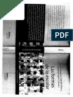 Scharagrodsky, Pablo Masculinidades Valuadas y Devaluadas