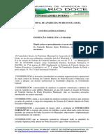 Instrução Normativa Nº 001 2014 Sistema Controle Interno