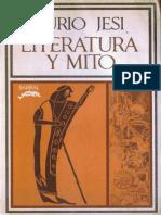 JESI Furio. Literatura y Mito-Parte 1