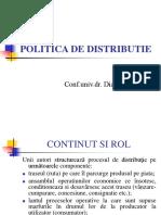 POLITICA DE DISTRIBUTIE.ppt