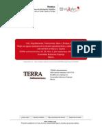 Riego con aguas residuales en la industria agroalimentaria y calidad del suelo en el valle del ebro en navarra españa