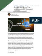 Are You on ABM 3.0_ Enter the Demand Unit Driven ABM Approach - SalesboxAI