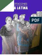 Leyes e Instituciones para realizar el Derecho a la Alimentación en América Latina