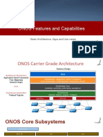 ONOS Overview