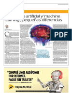 Inteligencia Artificial y Machine Learning, Pequeñas Diferencias