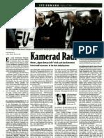Kamerad Radl - Alpendodel Artikel im Falter 46/10 s52