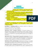 Dcho Publico, Prov y Mpal - Uda 5