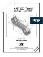 Autocad - Tutorial Auto Cad 2002 2D 3D