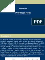 PS Concrete Losses