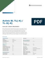 Actinic BL TL8W, 10