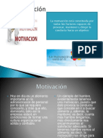 La Motivación ADM 02
