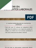 Tema 3 Bienestar en Contextos Laborales