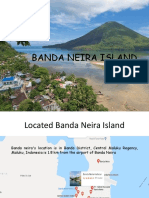 Banda Neira Island
