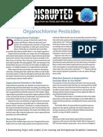 Organochlorine Pesticides Fact
