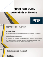 TECHNOLOGIE AVION GENERALITES et histoire.pptx