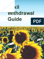 Paxil Withdrawal Guide 2005