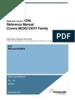MC9S12XHY256RMV1