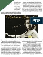 Cantantes Peruanos - Biografia y Fotos