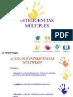 Presentación Inteligencias Multiples