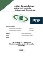 Informe de Lab 3 de Satelites