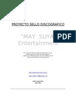 May Suyai Entertainment