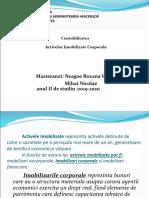 Proiect Contabilitatea Activelor imobilizate corporale.ppt