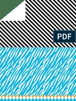 Cirquedubebe Blue Patterns