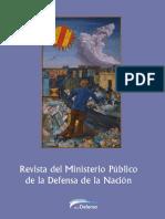 Revista 2018 MPD Niñez