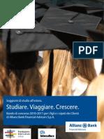 Borse Di Studio 2011 Clienti Leaflet (16.11)
