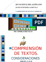 Taller de Comprension de Textos Academicos