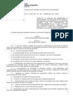 Maceió - Código de Edificações