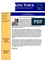 Viking Newsletter November 2010