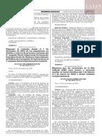 Resolución Administrativa N° 453-2019-CE-PJ