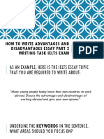 Get ready for IELTS - Writing - Unit 7