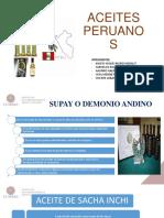 ACEITES PERUANOS