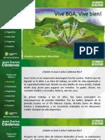 4. Programa de Gobierno Juan Carlos Cárdenas