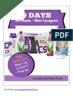 Clean 9 Detox Diet