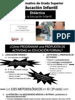 Presentacion Programacion Educacion Formal