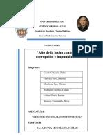 Derecho 1constitucional
