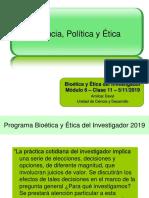 Ciencia Política y Etica 2019 v3
