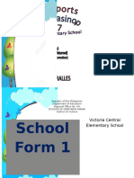 School Forms Cover