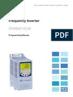 VARIADORWEG-CFW500-programming-manual-10002296099-en001.pdf
