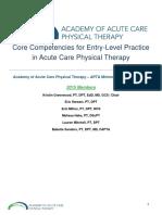 ACUTE CARE PT CORE COMPETENCIES.pdf