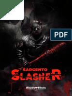 Sargento Slasher