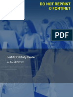 FortiADC 5.2 Study Guide-Online