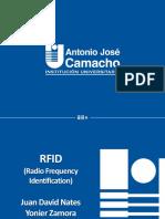 RFID COMUNICACIONES