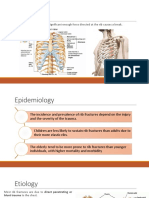 Rib Fracture PPT