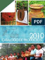 Catálogo de Artesanías de Cusmapa