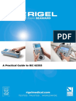 Guide to IEC 62353 Uk