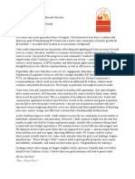Smart Growth Letter
